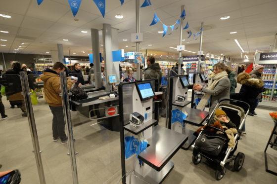 '30-40 procent supermarkten gaat verdwijnen'