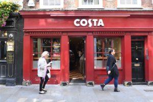 Coca-Cola rondt overname Costa af
