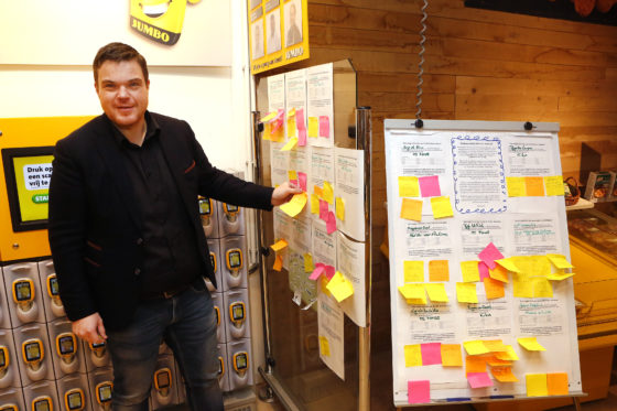 Jumbo Veltink daagt klanten uit voor afvalrace