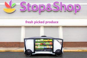 Ahold Delhaize lanceert zelfrijdende winkel