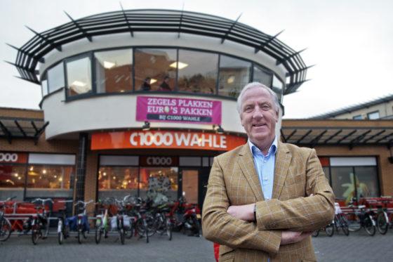 Ex-C1000-ondernemer Wahle overleden