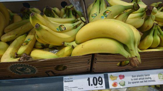Fairtrade-bananen vinden gretig aftrek