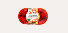 Plus waarschuwt voor Johma's kip-mangosalade