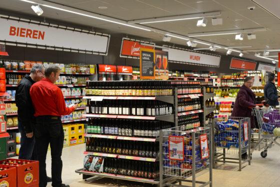 Supermarkten kunnen geen managers vinden