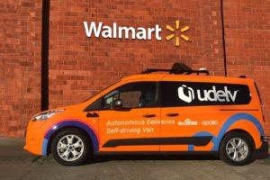 VS: Meer tests zelfrijdende bezorgwagens