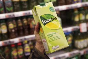 Fuze Tea overduidelijke winnaar Intro Top 20
