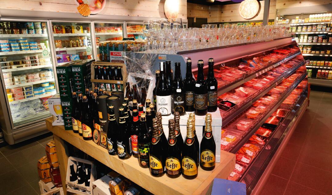 Bier is een hardloper bij de winkels van Pakgro, speciaalbier wordt daarbij steeds belangrijker