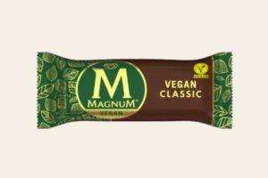 Unilever introduceert bij AH vegan-Magnum