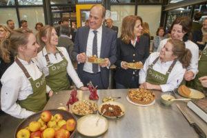 Susan Pieterse directeur Jumbo Food College