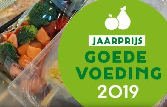 AH weer nominatie Jaarprijs Goede Voeding