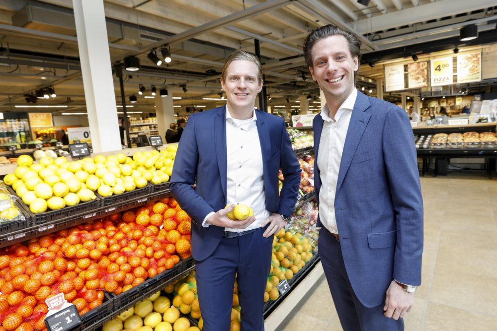 Fotorepo: Nieuwe Jumbo broers Leussink