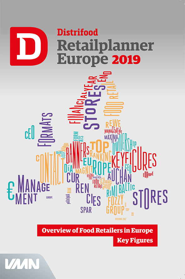 Distrifood Retailplanner Europe 2019