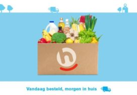 Hoogvliet bezorgt thuis in omgeving Aalsmeer