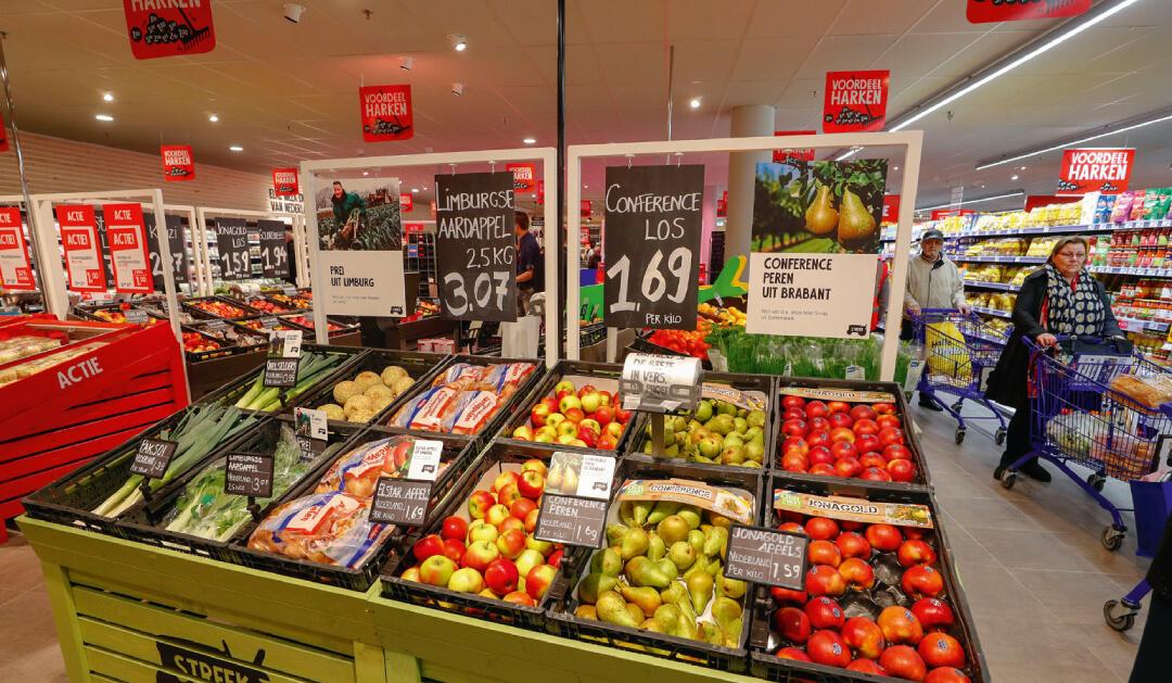Producten uit eigen streek worden in Venray nog prominenter uitgelicht