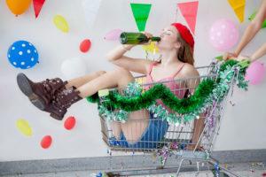 Amerika winkelt dronken voor $40 miljard