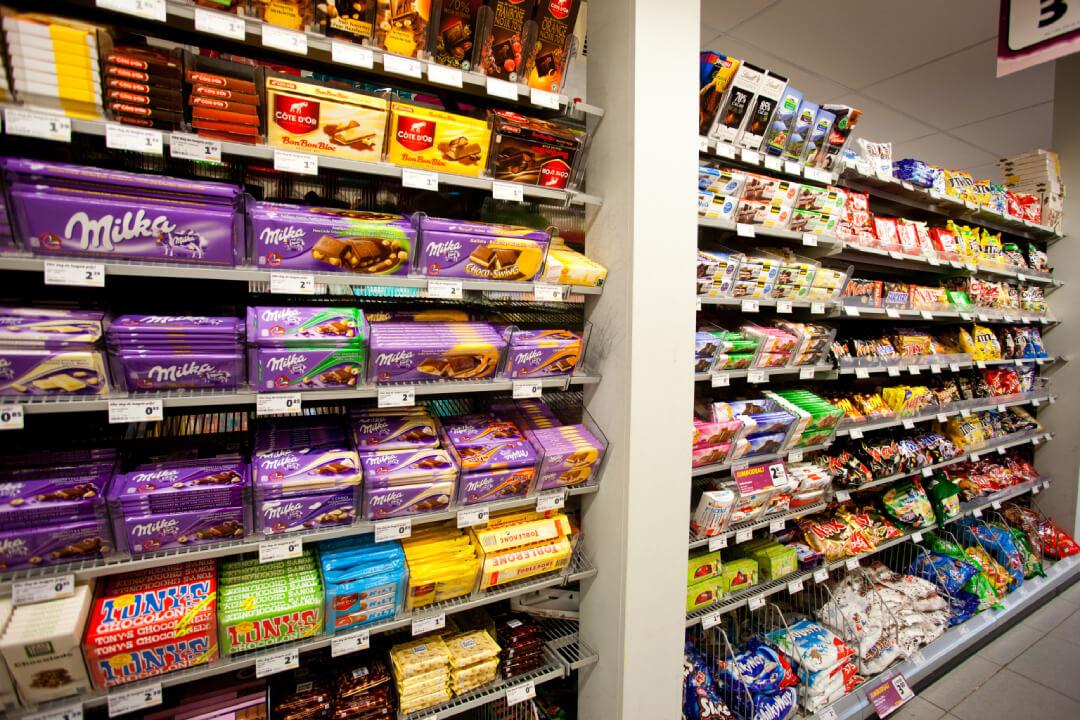 Hete zomers zijn nooit goed voor chocolade: de consumptie kan dan gemakkelijk zo'n 5 procent lager uitvallen