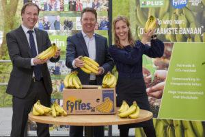 Plus gebruikt blockchain voor bananen