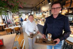 AH-franchiser kweekt vooral goodwill met cafetaria / lunchroom