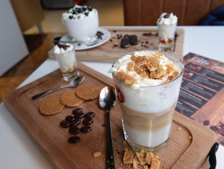 Bekman krijgt geregeld te horen dat hij de beste koffie in Delden serveert