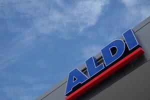 Klanten slaags na winkeldiefstal in Aldi