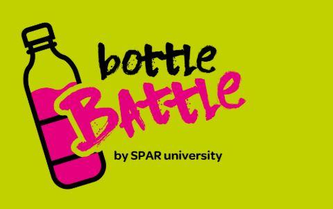 Spar strijdt met 'Bottle Battle' tegen zwerfvuil