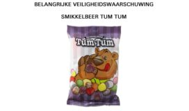 Ook Emté en Wibra roepen Tum Tum terug