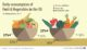 Fruit and vegetable infographic 2017 80x46