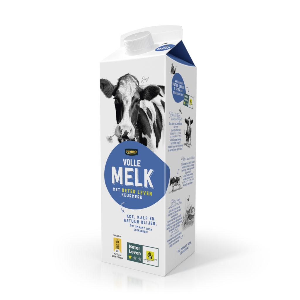 Volle melk van Jumbo