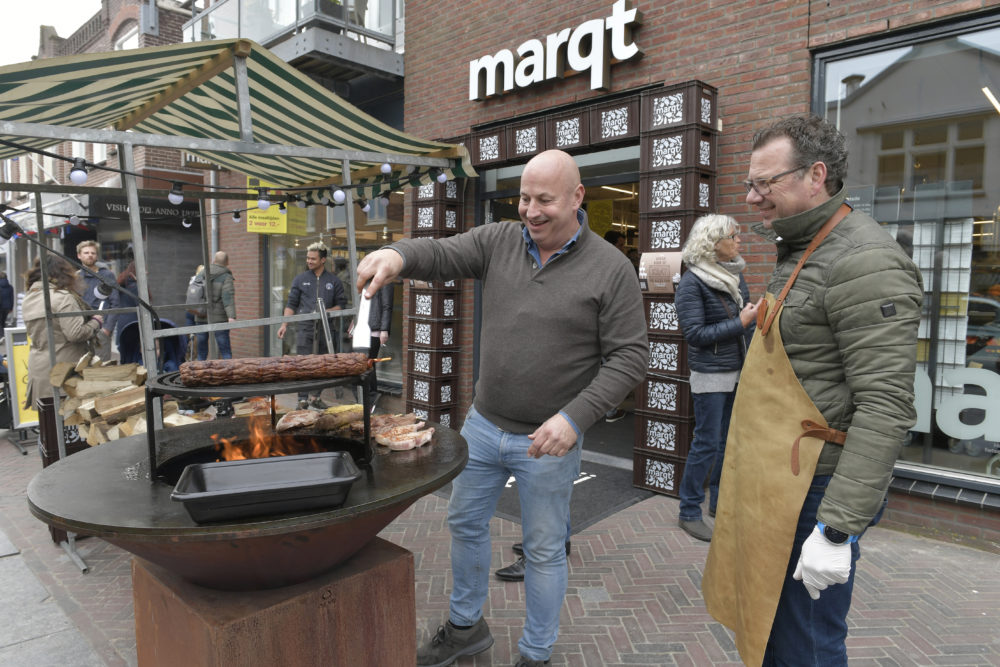 Video: Marqt opent supermarkt van 300 m2