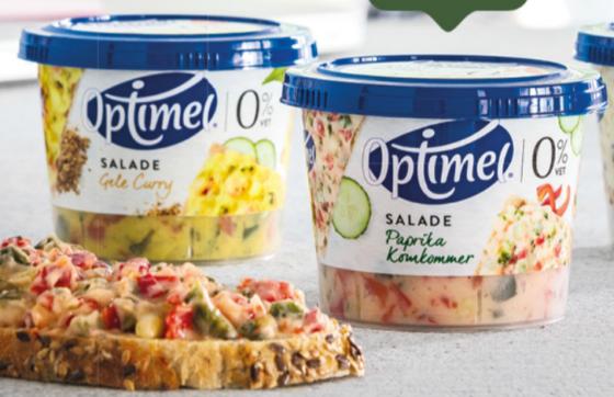 Jumbo krijgt primeur met Optimel-salades