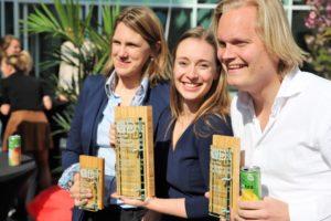 Coca-Cola wint Gouden Wheel met Fuze Tea