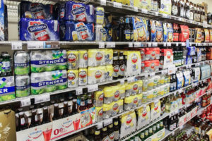 Warmste zomer ooit laat sporen na in drankenmarkt