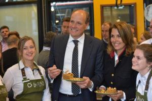 Frits van Eerd heeft zijn vurig gewenste foodlab