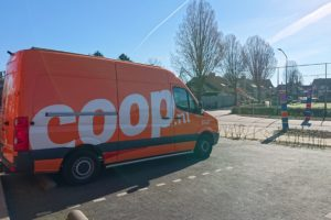 Spar in Huijbergen over naar Coop