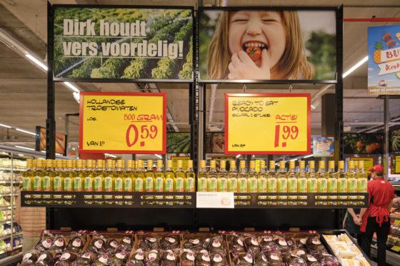 (C) Roel Dijkstra / Joep van der PalAlblasserdam - opening filiaal Dirk