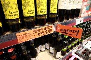 Lidl stopt online wijn-verkoop