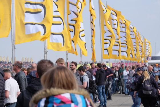 Foto's: Jumbo scoort met Racedagen