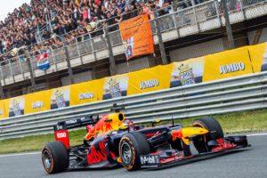 Jumbo racedagen onderdeel Formule 1 Zandvoort