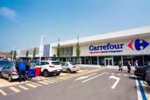 Carrefour start prijsoffensief in België