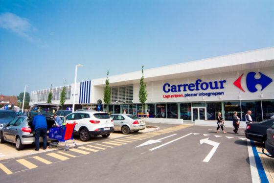 Carrefour start prijsoffensief in België