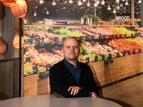 Wetenschapper Van den Bergh: 'Snel de winkel uit of niet?'