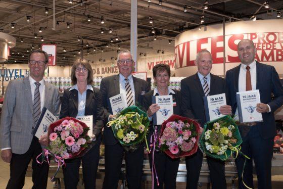 Dekamarkt viert 70-jarig jubileum met boek