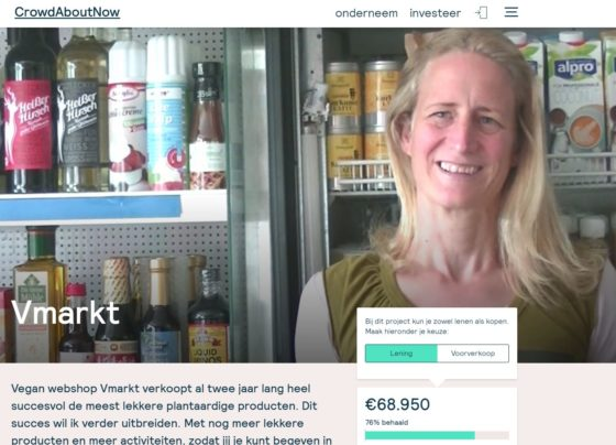 Utrechtse wil veganistische supermarkt starten