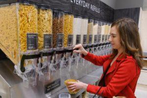 Waitrose test flinke reductie in plastic