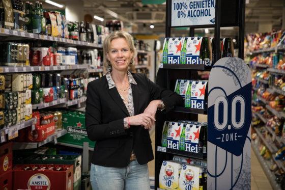 'Klant kiest voor 0.0-bier als variant op wijn of frisdrank'