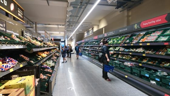 Aldi UK vreest lege schappen bij no-deal Brexit
