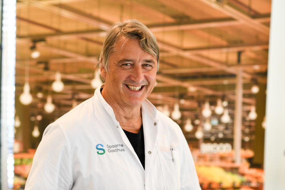 Bariatrisch chirurg Maurits de Brauw over voeding en obesitas