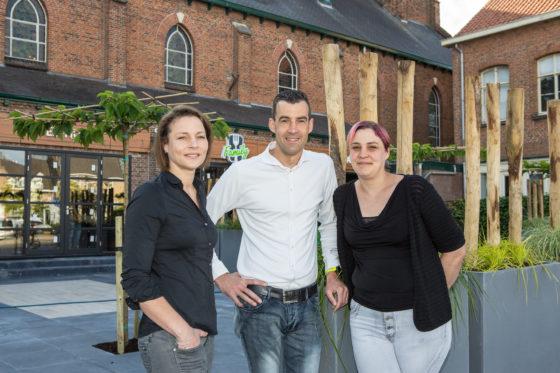 AH-familie Luitjens opent eethuis in de kerk