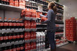 Frisdrankdrinker let vaker op calorieën