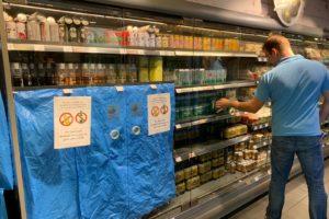 Cafébaas Nijmegen eist biergeld van AH en Coop